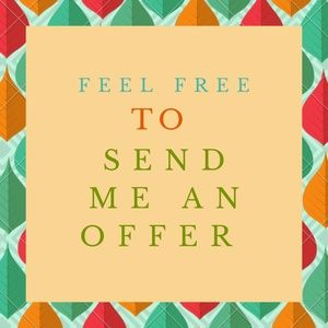 🌸 Send Me An Offer 🌸